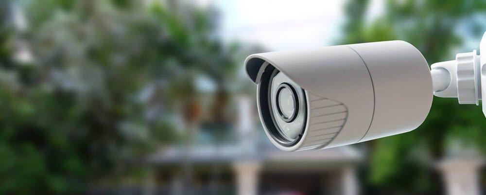 CCTV block of flats Southend