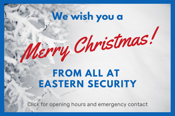 A Christmas Star From The East-ern Security Team!