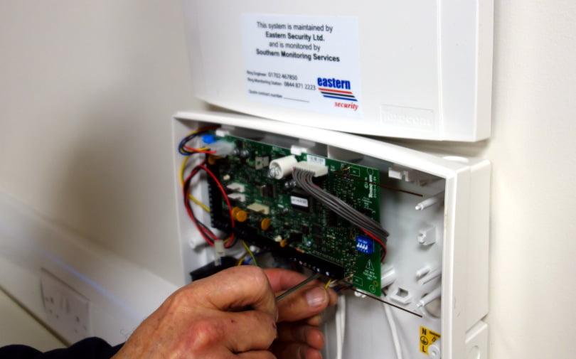 Security System Maintenance Southend