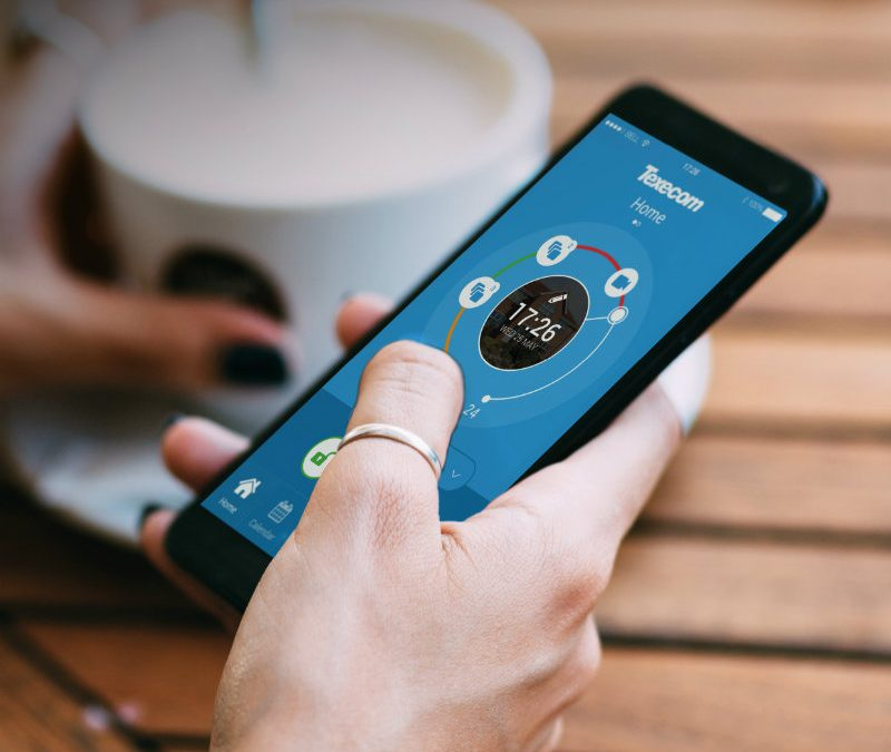 Smart Alarm Systems – Home Security On Your Phone!