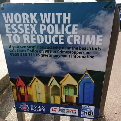More Police in Southend Town Centre From July 2019